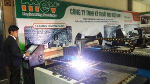 Thư mời thăm quan triển lãm máy cắt CNC Plasma