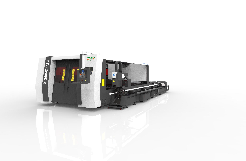 Máy cắt CNC Fiber Laser MEV 1530FC-R